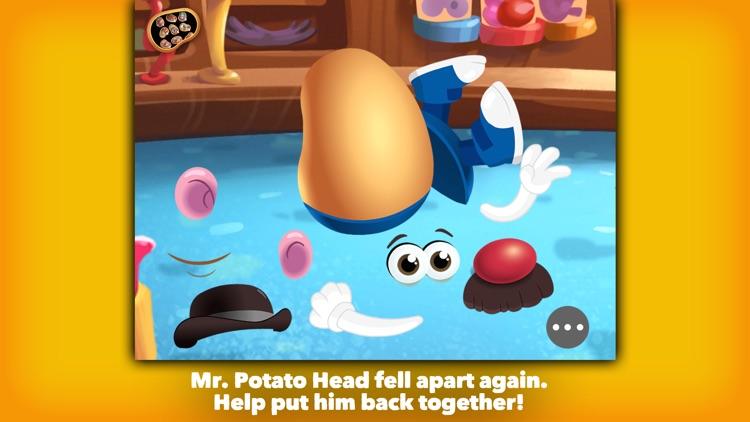 Mr. Potato Head: School Rush