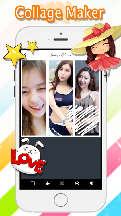 Photo Editor Color Pop Effects : Collage Maker and Creative Design