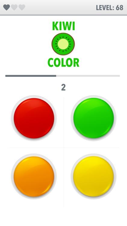 Tap the True Color