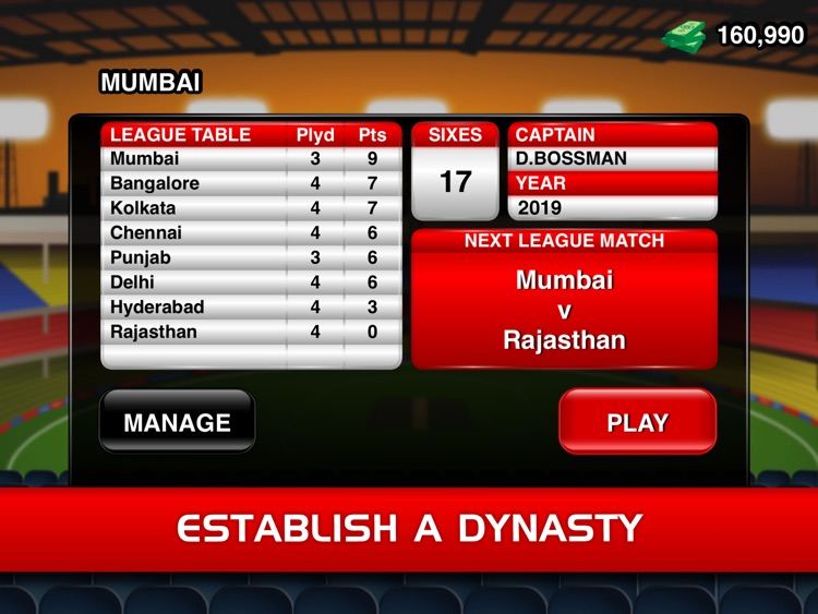 Stick Cricket Premier LeagueHD screenshot-3