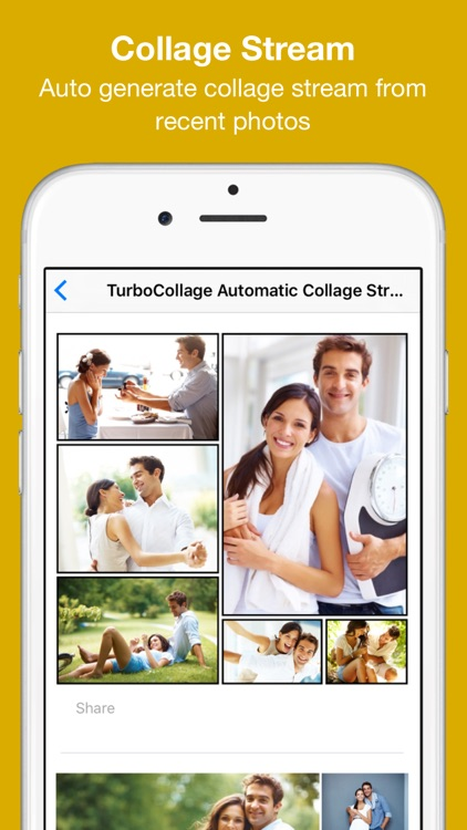 TurboCollage Automatic - Easy automatic photo collage maker