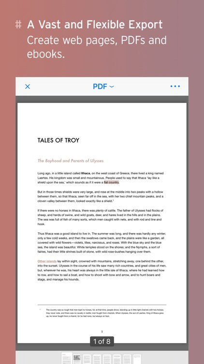 Ulysses - The Ultimate Writing App