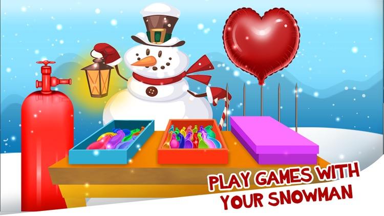 Christmas Snowman Maker screenshot-3