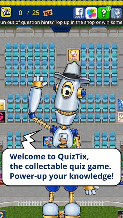 QuizTix: International Cricket screenshot one