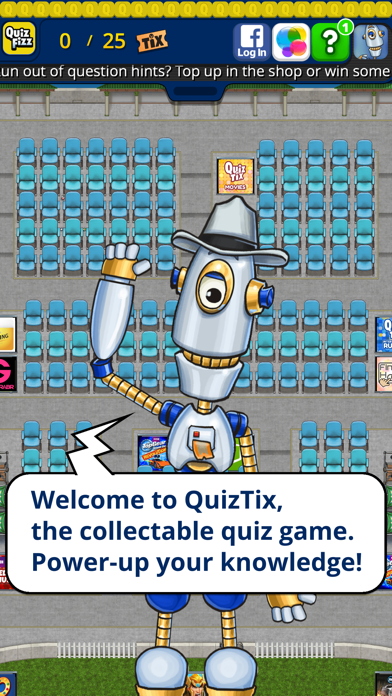 QuizTix: International Cricket screenshot one