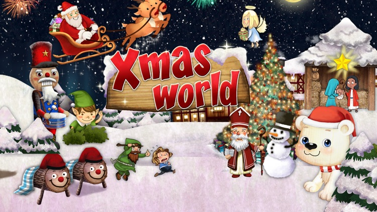 Best Christmas App for Toddlers and kids screenshot-0