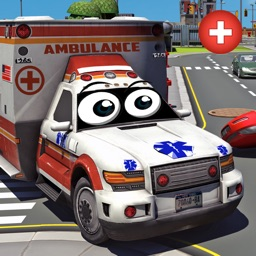 Kids Hospital and Emergency City Driving