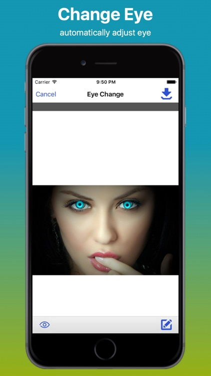 iEye Changer Pro screenshot-1
