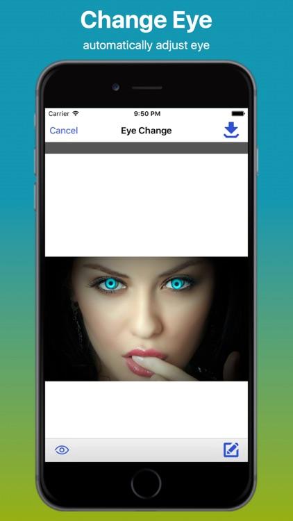 iEye Changer Pro