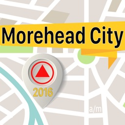 Morehead City Offline Map Navigator and Guide