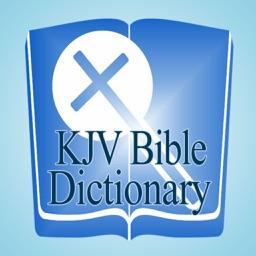 KJV Bible Dictionary