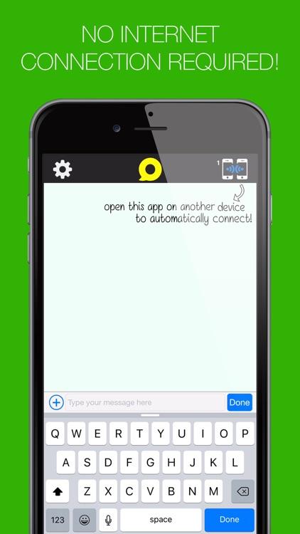 Ovii Chat - Real Time Communiction screenshot-0
