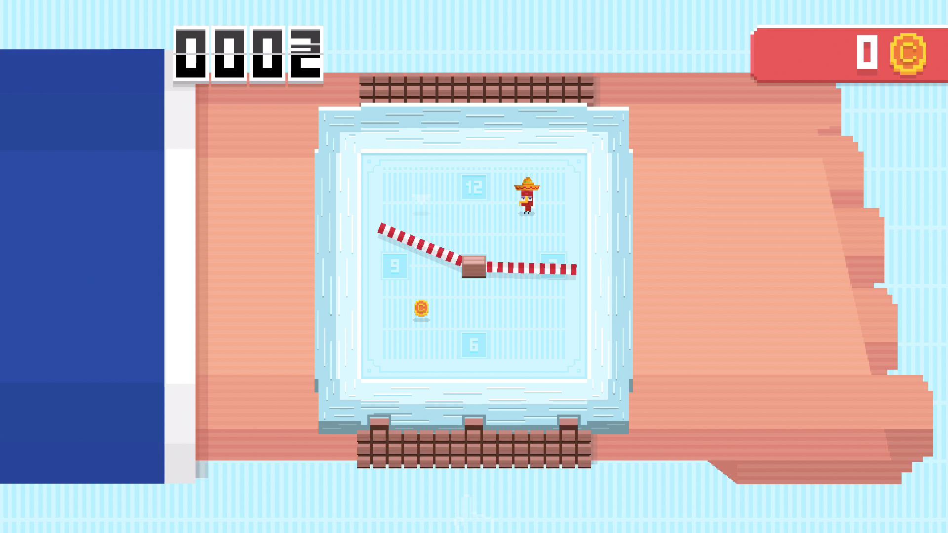 Fly O'Clock - Endless Jumper Survival screenshot 12