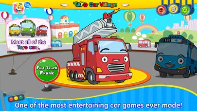 Tayo Car Village-1