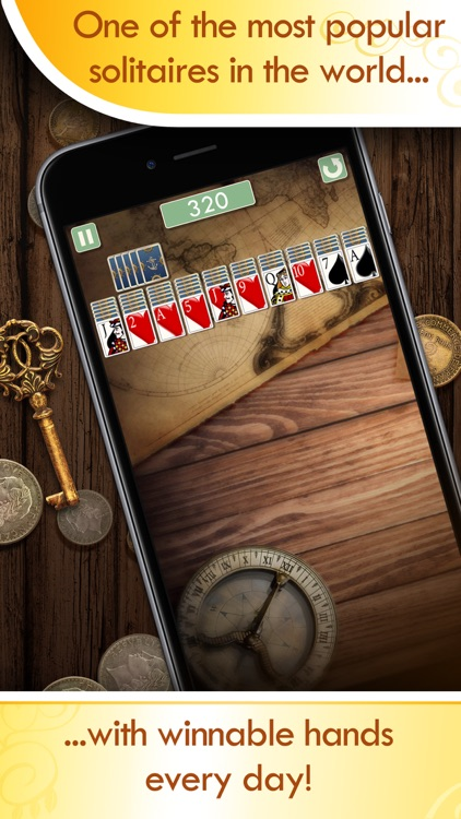 Spider Solitaire Deluxe® screenshot-3