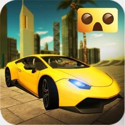 VR Car Driving Simulator : VR Game for Google Cardboard