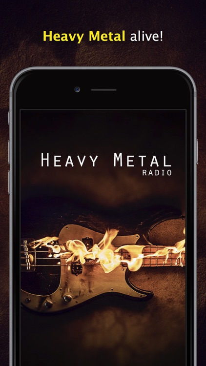 Radio Heavy Metal - the top internet radio stations 24/7