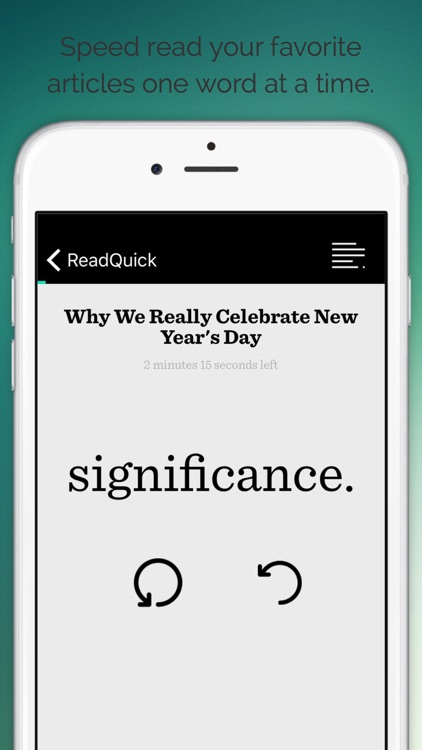 ReadQuick - Speed Reader