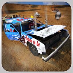 Mad Car Crash Racing Demolition Derby