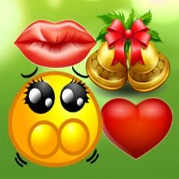 Emojis Icon - New Funny Emoticons,Fonts & Unicode App