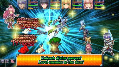 Screenshot from RPG Asdivine Menace