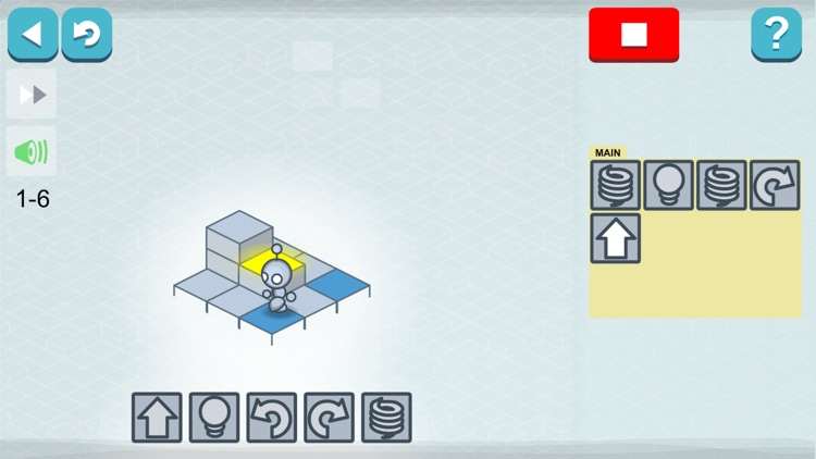 Lightbot : Programming Puzzles screenshot-0