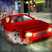 像素 飙车 赛车 勘探 免费 汽车 游戏 三维