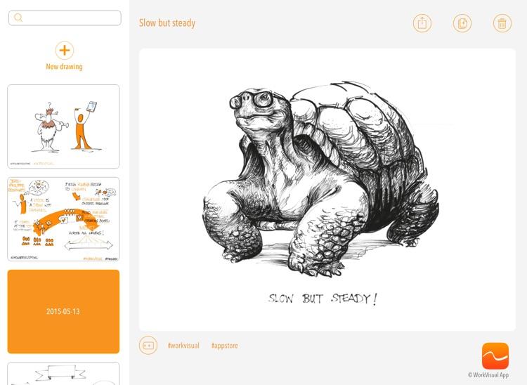 WorkVisual App screenshot-3