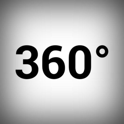 360-градусный транспортир для IPad