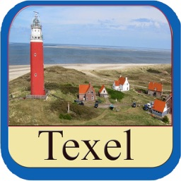 Texel Island Offline Map Travel Guide