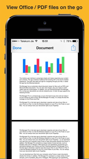 File Manager App on the App Store