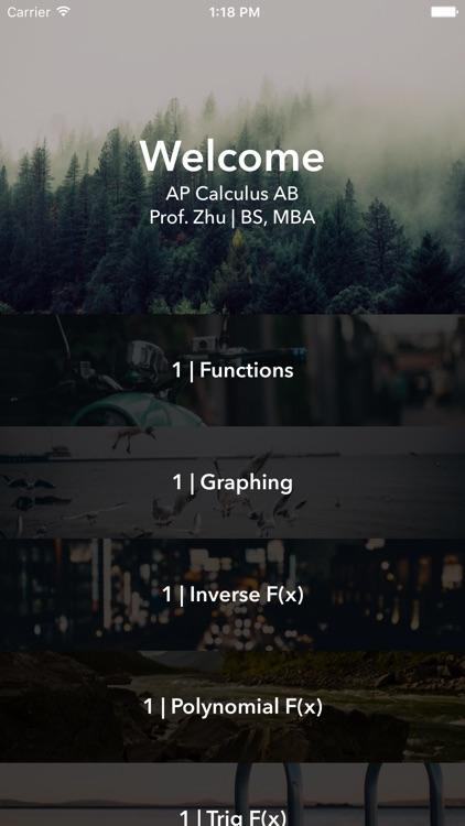 AP Calculus Complete Course (Calculus I) screenshot-3
