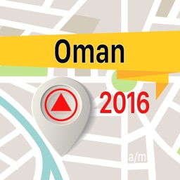 Oman Offline Map Navigator and Guide