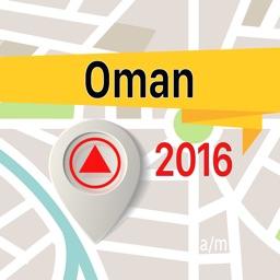 Oman Offline Map Navigator and Guide