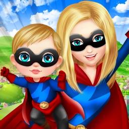 Superhero Doctor -  Baby Care Simulator