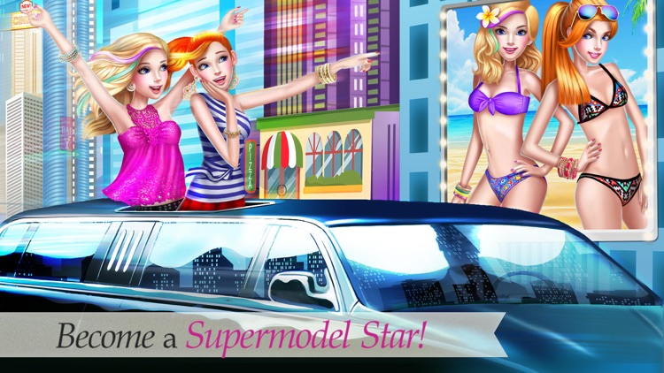 Supermodel Star - Rule the Runway