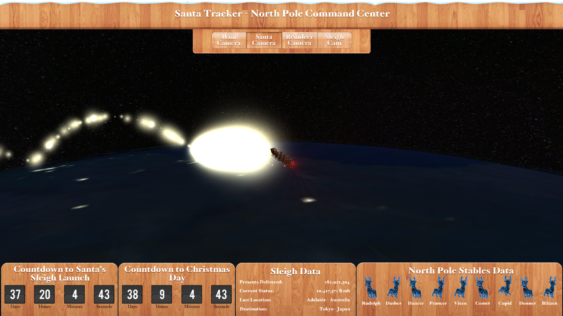Santa Video Call & Tracker™ screenshot 15