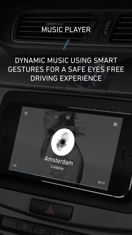 DriveBox HD - Vehicle Infotainment & Navigation screenshot-2