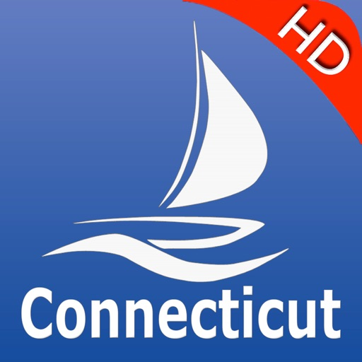Connecticut GPS Nautical charts pro