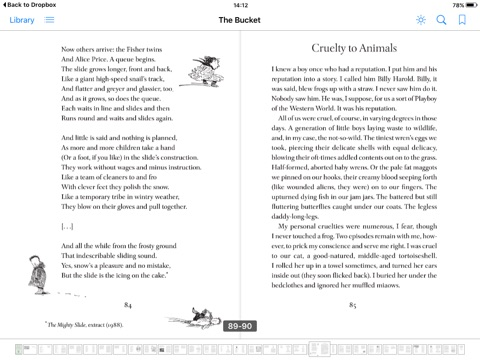 The Bucket By Allan Ahlberg On Apple Books