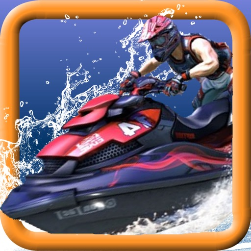 A Super Jetski - Extreme Aqua Moto Racing