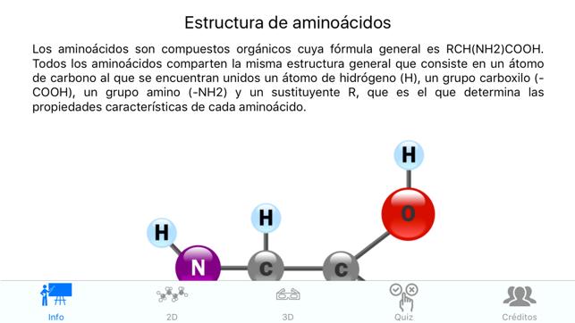 Amino Estructura On The App Store