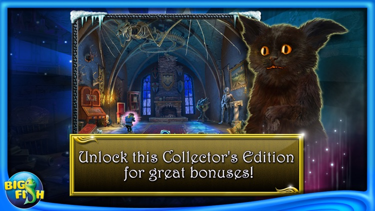 League of Light: Dark Omen - A Hidden Object Adventure screenshot-3