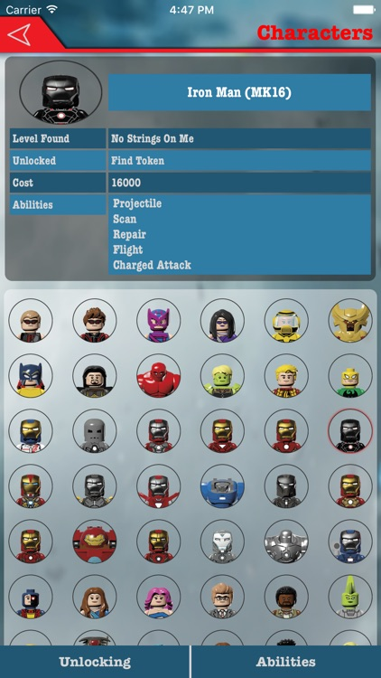 Gamer's Guide for Lego Marvel's Avengers screenshot-3