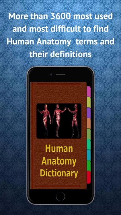 Human Anatomy Dictionary By Murat Akdas