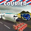 Mail Courier Transport Plane - Real Parcel Delivery Service Simulator 3D