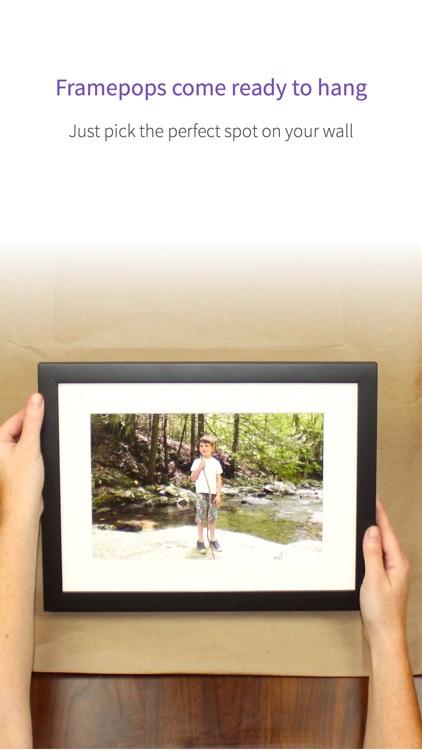 Framepop - Turn photos into framed prints screenshot-4