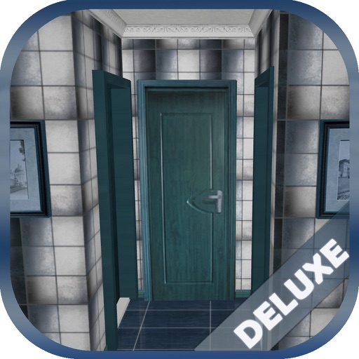 Can You Escape 14 Horror Rooms II Deluxe icon