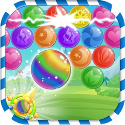 Crazy Bubble Shooter Rescue Animal Free Edition