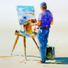 Tony Walsh - Learn Watercolour Painting Techniques artwork